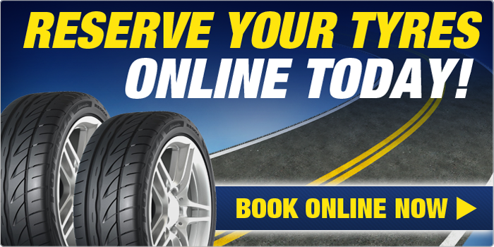 Book Your Tyres Online